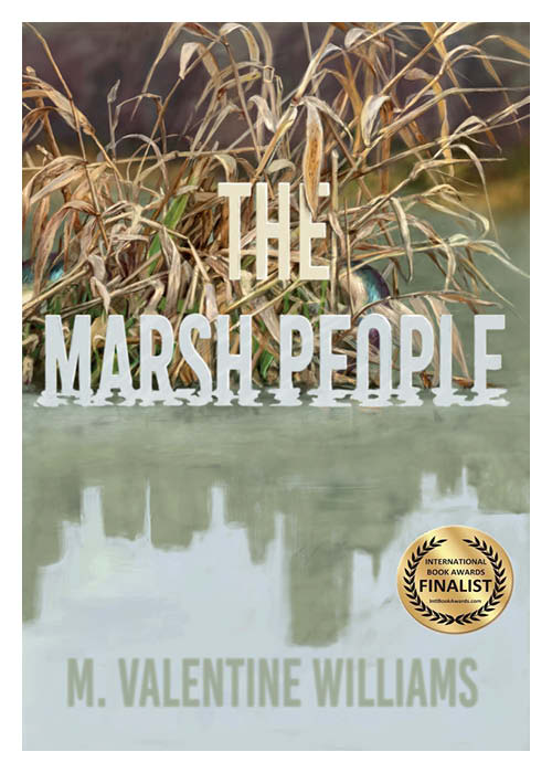 The Marsh People by M. Valentine Williams