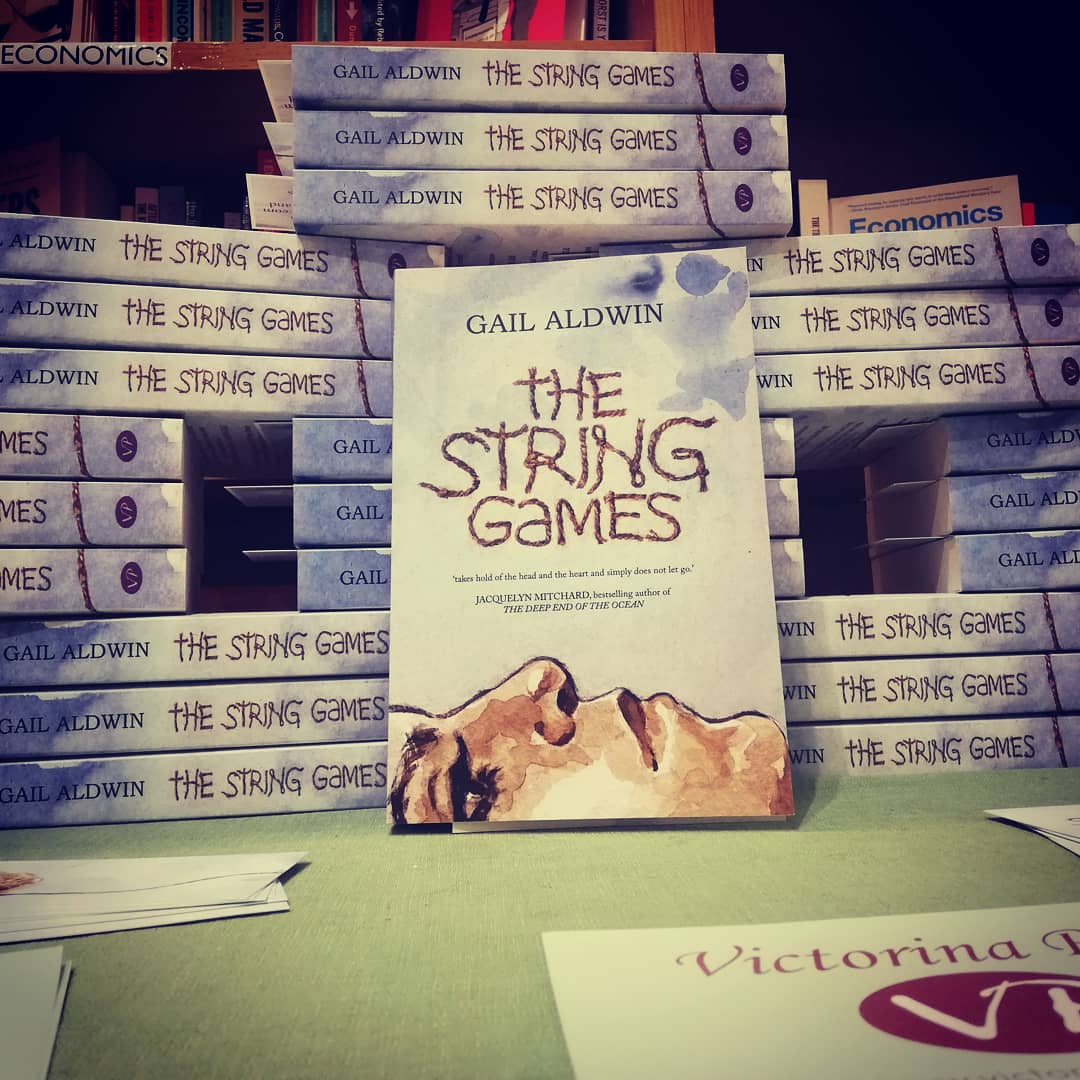 The String Games Gallery – Victorina Press